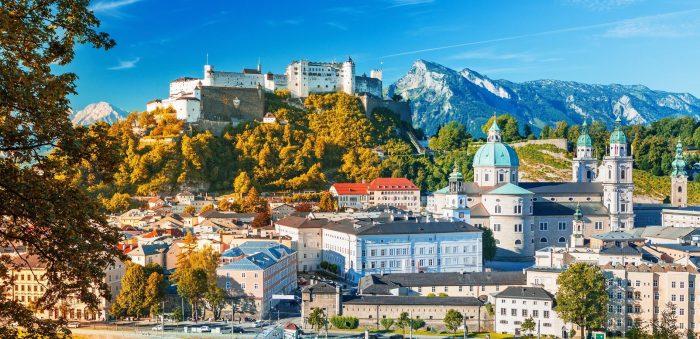 From Salzburg to Vienna