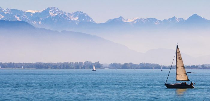 From Zell am See to Lake Constance