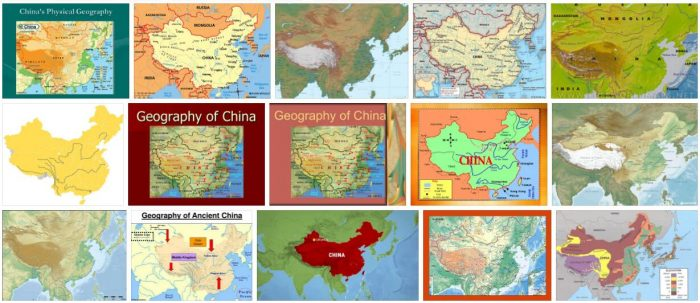Geography of China 1