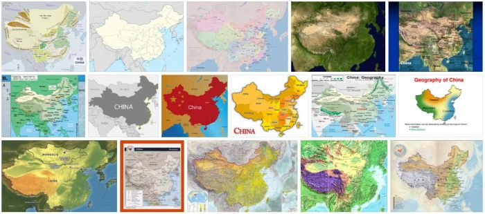 Geography of China 2