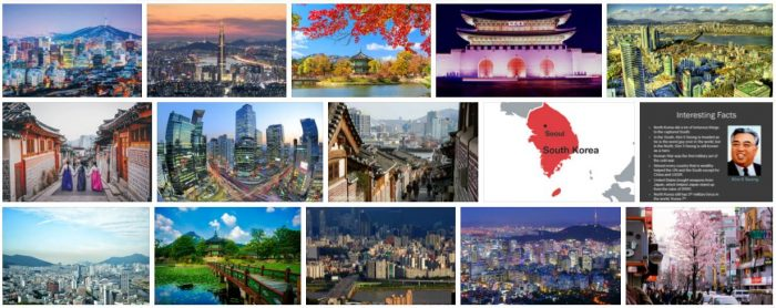 South Korea Country Facts