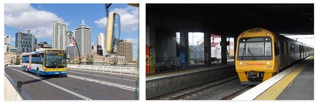 Brisbane Public Transportation