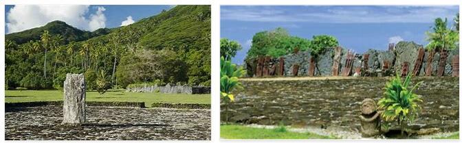 Tahiti World Heritage Site