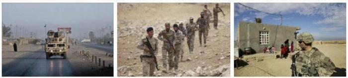 Iraq Travel Warning