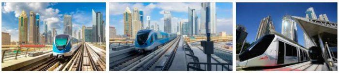 Transportation in United Arab Emirates