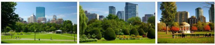 Boston Parks
