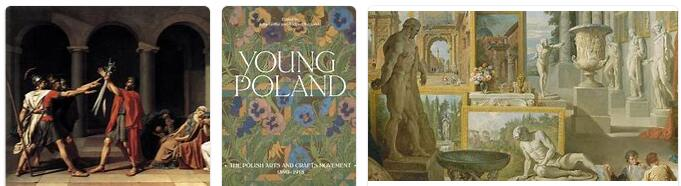 Poland Arts - From Neoclassicism to Contemporary Movements